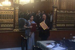 India, Indonesia discuss bilateral ties