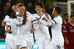 Premier League: Liverpool stunned by bottom-dwelling Swansea City
