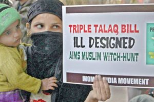 Outnumbered in RS, Centre may finally send Triple Talaq Bill for review