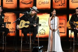 'Tears in heaven': Grammy tribute to shooting victims