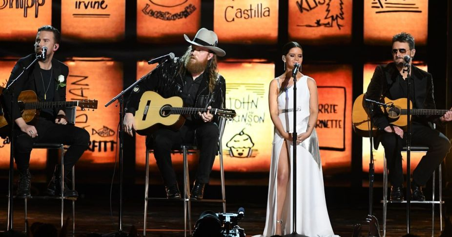 Grammy Awards, Maren Morris, Eric Church, Tears in Heaven