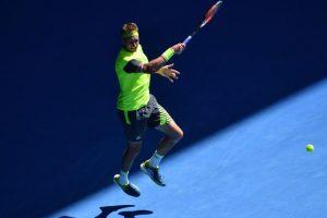 Australian Open 2018: Tennys Sandgren blasts media in final shot