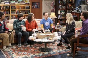'The Big Bang Theory' in trouble due to ego hassles