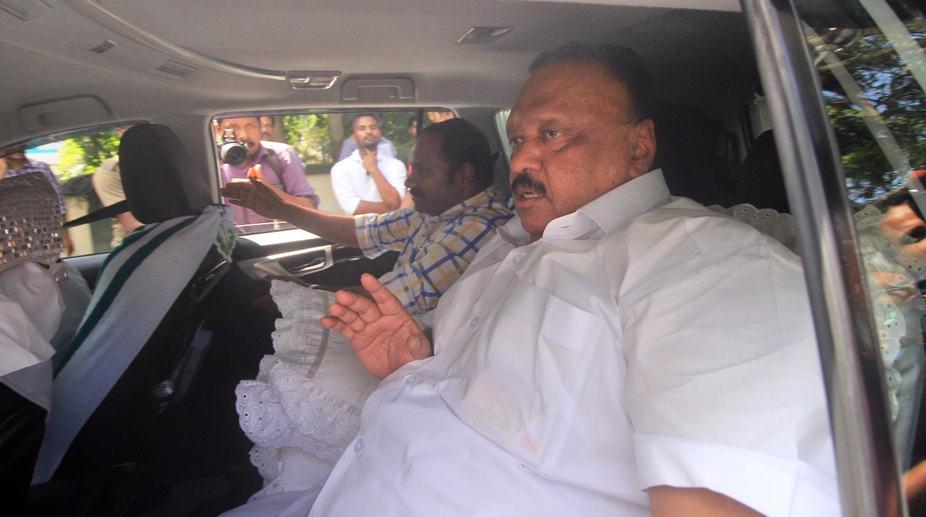 Kochi, Kerala High Court, Transport Minister Thomas Chandy