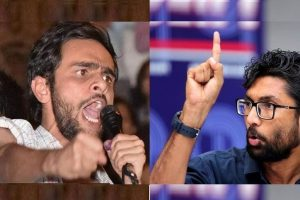 Tension in Mumbai as police foil Mevani, Khalid meeting