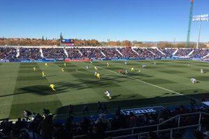 Leganes make history, Numancia embarrass Real Madrid