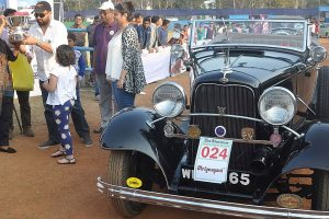 Statesman Vintage & Classic Car Rally: Some things only get better with age