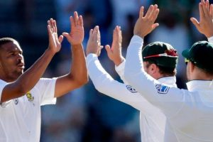 South Africa beat India by 135 runs in 2nd Test