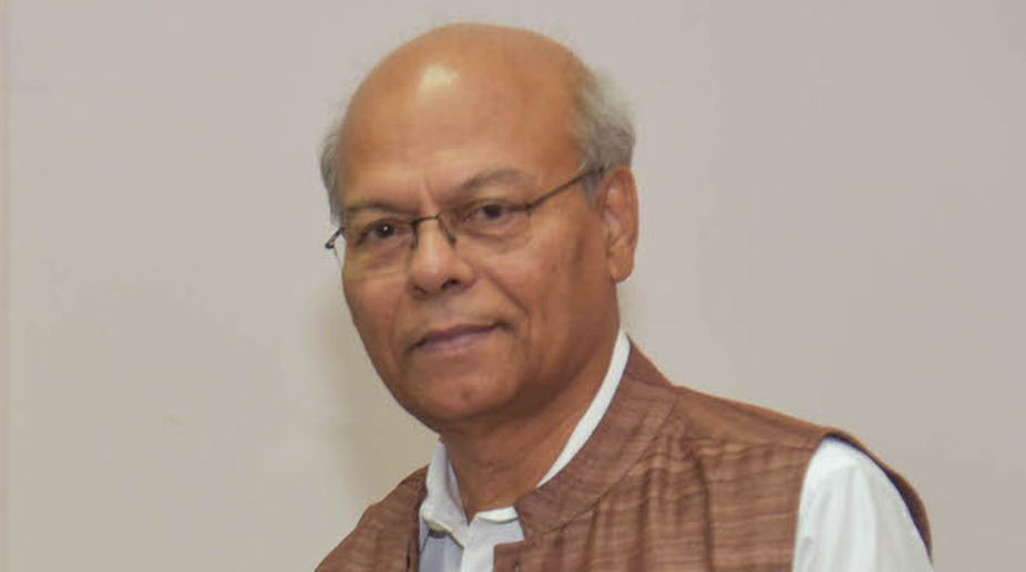 Santiniketan,West Bengal, Visva-Bharati University, Vice Chancellor Swapan Kumar Dutta