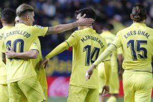 Villarreal thrash Real Sociedad in La Liga