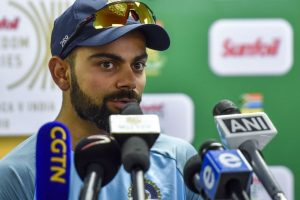 IND vs SA, 3rd Test: Happy with preparations for South Africa, says Virat Kohli