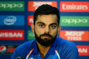 Virat Kohli loses cool during media interaction, hits out at scribe