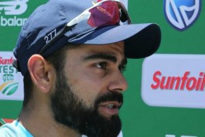 Virat Kohli to defend No. 1 batting ranking in ODI series against South Africa