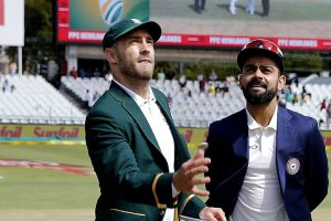 India vs South Africa, 3rd Test: Virat Kohli wins toss, opts to bat