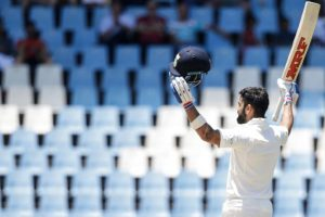 Virat Kohli surpasses Allan Border to become second highest run-scorer in a tour as a captain
