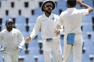 In Pictures: India vs South Africa second Test so far