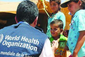 HP's health worker figures in WHO calendar