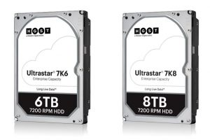 Western Digital unveils mid-range series 4TB, 6TB and 8TB hard drives for enterprises