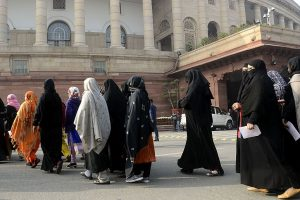 Muslim women express support for criminalisation provision of triple talaq