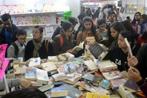 Jaipur Literature Festival kicks off, Vasundhara Raje gives it a miss