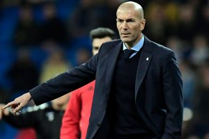 Zinedine Zidane begins preparations for el Clasico