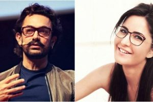 In picture| Aamir Khan, Katrina Kaif reunites at the sets of 'Thugs of Hindostan'