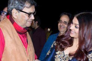 Aishwarya Rai Bachchan surprises 'Taal' director Subhash Ghai on his birthday