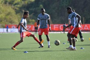 Aizawl host Neroca in I-League tie