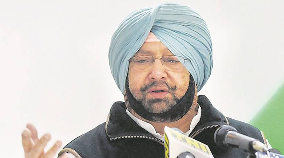 Punjab officer, High Court, Punjab government, Amarinder Singh, Punjab CM, Chief Principal Secretary
