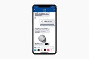 Apple takes on WhatsApp with 'Business Chat' app for SMBs, coming this spring