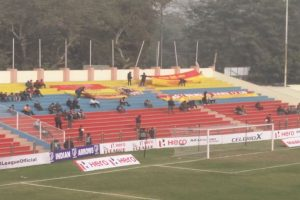 I-League: Arrows coaching staff misbehaves with East Bengal coach