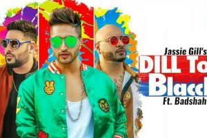 Rapper Badshah collaborates with Jassie Gill for 'Dill Ton Blacck'