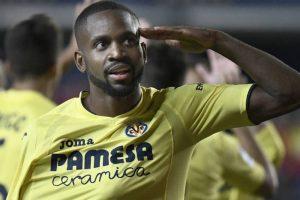 Villarreal coach confirms Bakambu bound for China