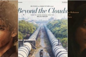 Ishaan Khatter looks promising in new poster of 'Beyond The Clouds'