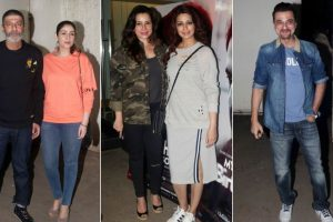 In pics: B-town celebs at Samir Soni's 'My Birthday Song's special screening in Mumbai