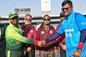 Blind cricket World Cup: India defeat Pakistan by 2 wickets to win trophy