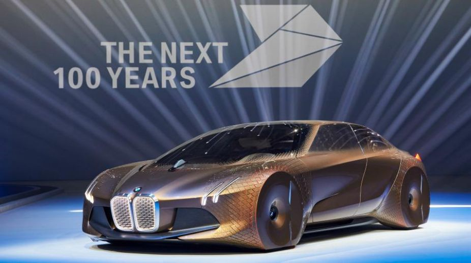Intel to power BMW, Nissan and Volkswagen's self-driving cars