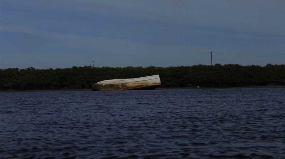 boat capsized in Bihar