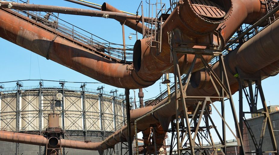 New Delhi, Industry, Iron ore, price