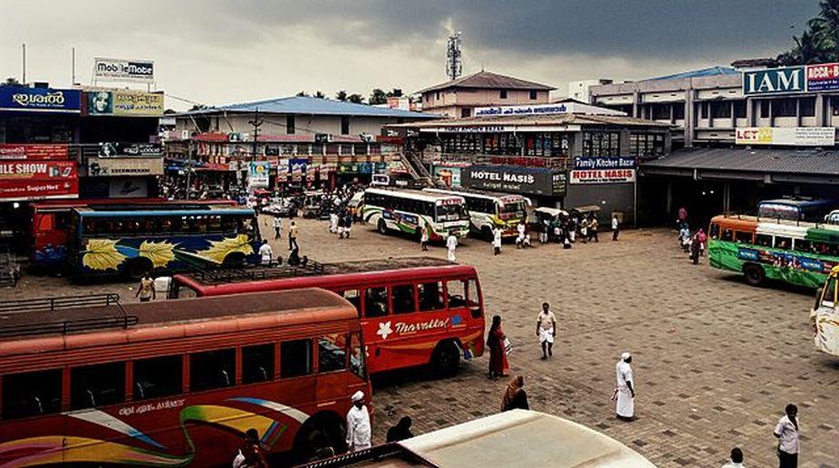 Bus fare cut down