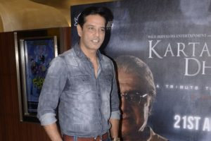 Committing crime after watching a show is stupid: Anup Soni
