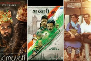 'Aiyaary' shifts release date to avoid clash with 'Padmavat', 'Pad Man'