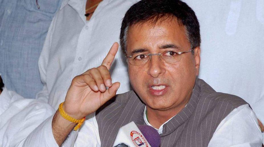 Randeep Singh Surjewala, Congress