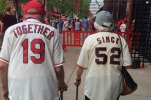 These 7 elderly couples will make you believe in eternal love