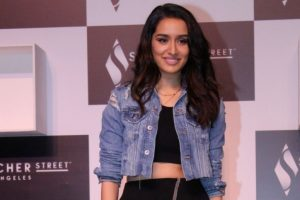 Shraddha Kapoor 'nervous, excited' to shoot 'Stree'