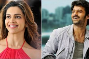Deepika Padukone, Prabhas to share screen in their next film?