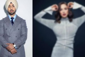 Who is this 'Punjabi kudi' from Hollywood who has got Diljit Dosanjh's attention?