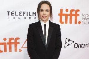 Ellen Page marries Emma Portner