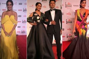 63rd Filmfare Awards 2018: Manushi Chhillar to Ranveer Singh, best and worst dressed celebrities
