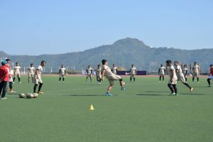 I-League: Aizawl aim to get back to winning ways against Chennai